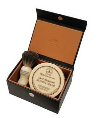 Taylor of Old Bond Street Luxury Shaving Box