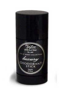 Taylor of Old Bond Street St James Deodorant Stick 75ml