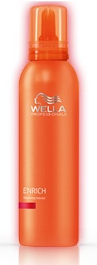 Wella Professionals Enrich Repairing Mousse 150ml