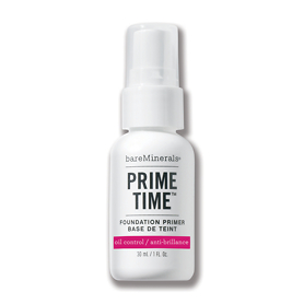 bareMinerals® Prime Time™ Oil Control Foundation Primer 30ml - Makeup Gifts