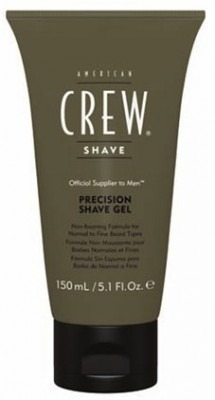 American Crew Precision Shave Gel 150ml - Non-foam