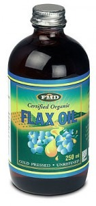 FMD Organic Flax Seed Oil 250ml