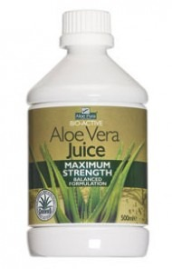 Aloe Pura Bio-Active Maximum Strength Aloe Vera Juice 500ml