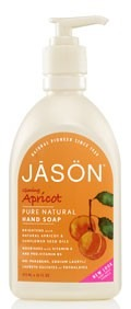 JASON Glowing Apricot Pure Natural Hand Soap 473ml