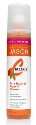 JASON C-Effects Pure Natural Super-C Cleanser 177ml