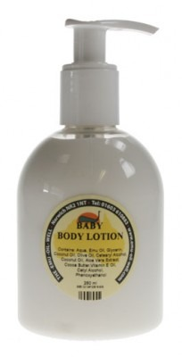 Emu Oil Well Baby Body Lotion 250ml