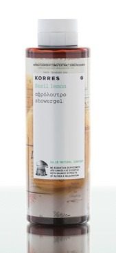 Korres Basil Lemon Showergel 250ml