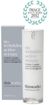 This works No Wrinkles Active Serum 30ml