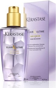 Kérastase ELIXIR ULTIME with Millenium Rose for Fine and Sensitised