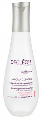 Decleor Aroma Cleanse Soothing Micellar Water with Rose Essential Oil