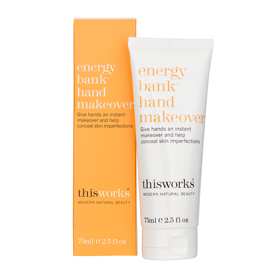this works Energy Bank Hand Makeover 75ml - Makeover Gifts