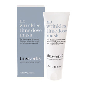 thisworks no wrinkles time dose mask 75ml