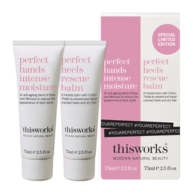 this works Perfect Hands & Heels Duo - Heels Gifts