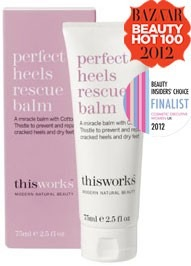 this works Perfect Heels Rescue Balm 75ml - Heels Gifts
